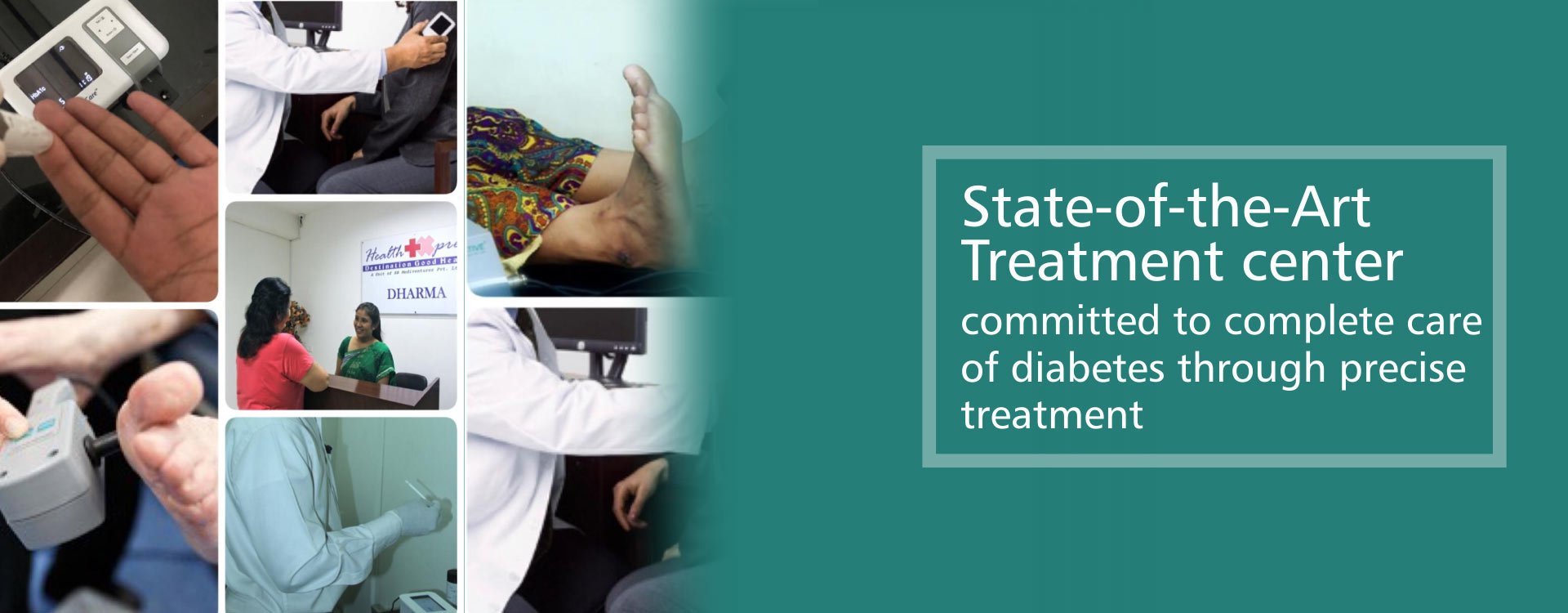 DHARMA DIABETES & METABOLIC CLINIC