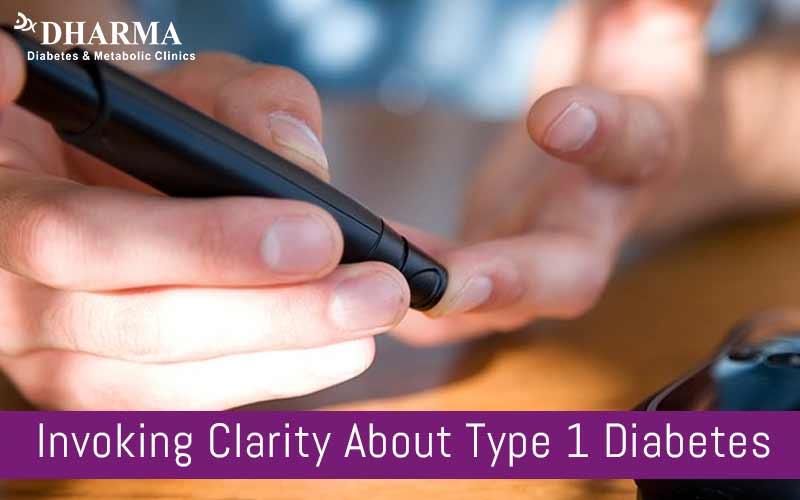 About Type 1 Diabetes