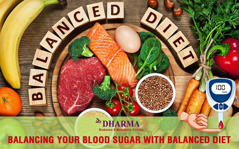 Balancing Your Blood Sugar with Balanced Diet