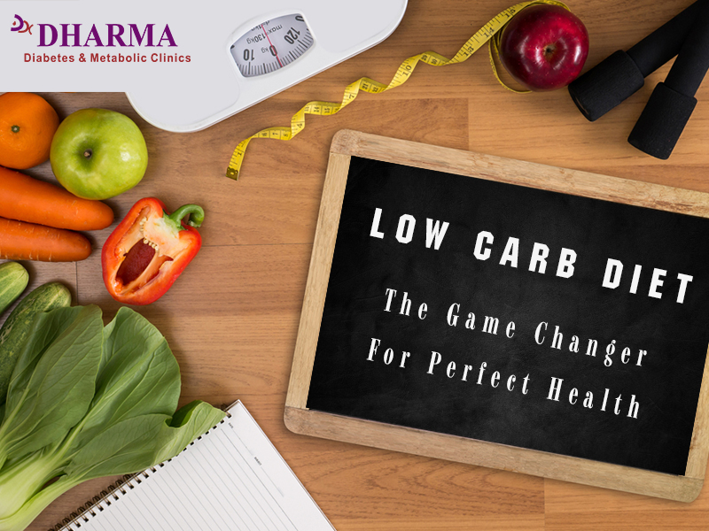 Low Carb Diet The Game Changer For Perfect Health