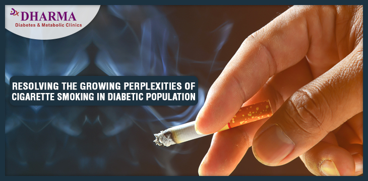 Resolving The Growing Perplexities Of Cigarette Smoking In Diabetic Population