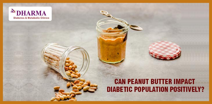 Can Peanut Butter Impact Diabetic Population Positively?