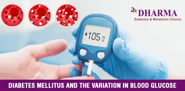 Diabetes Mellitus And The Variation In Blood Glucose