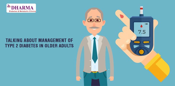 Talking About Management Of Type 2 Diabetes In Older Adults