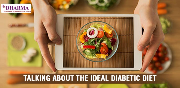 Talking About The Ideal Diabetic Diet